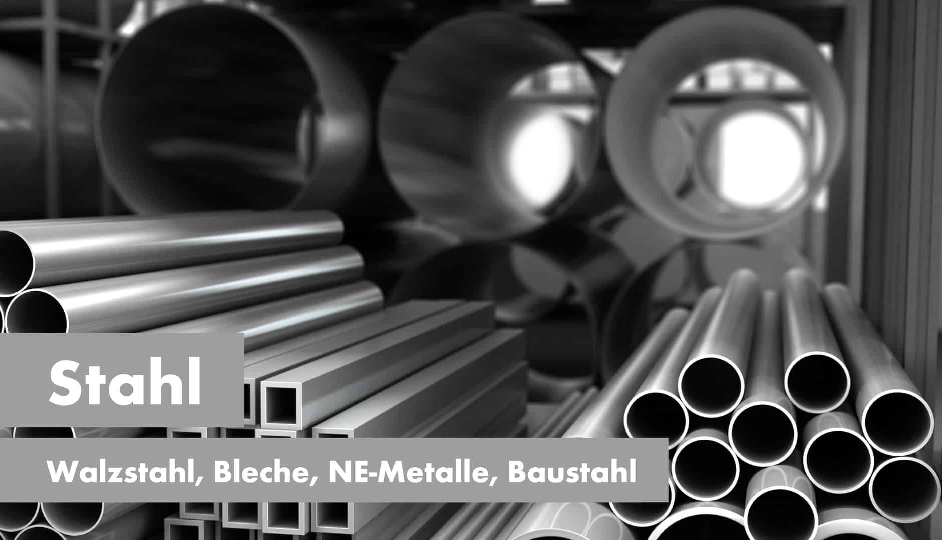 Produkte Stahl